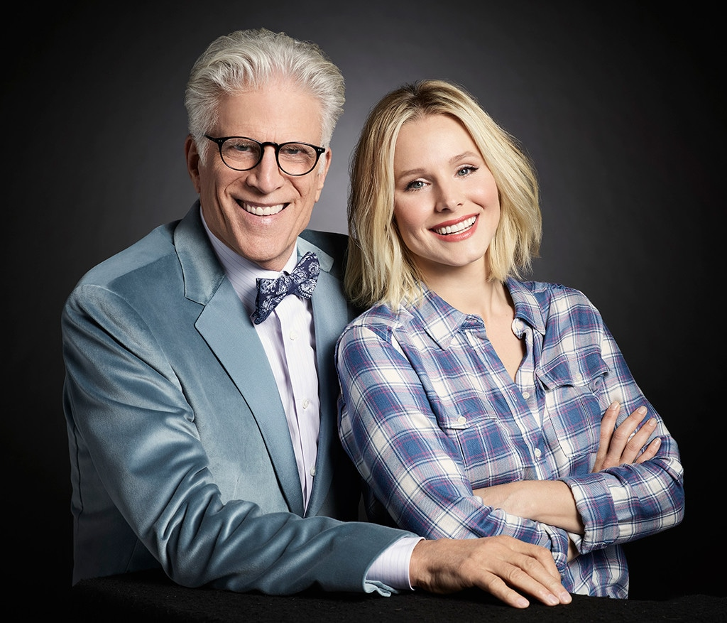 The Good Place, Ted Danson, Kristen Bell