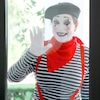 Kris Jenner Dressed Up as a Crazy Mime Will Be the Funniest Thing You Watch All Day