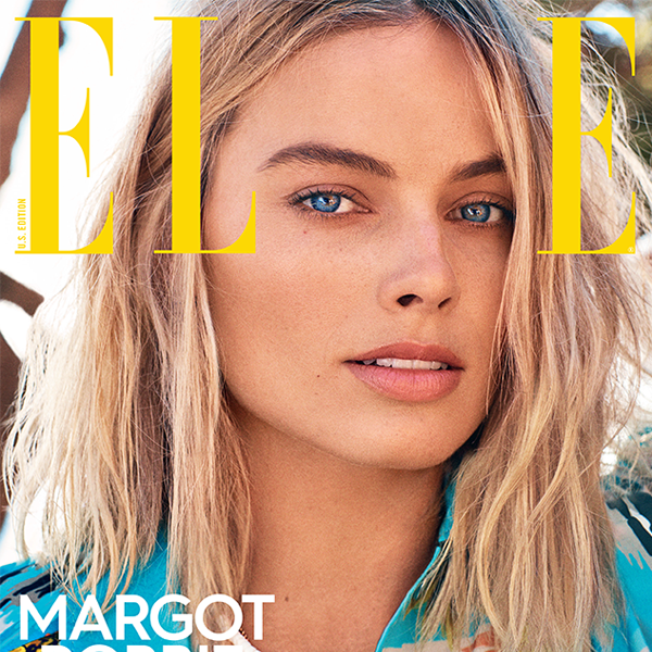 Margot Robbie, Elle Magazine