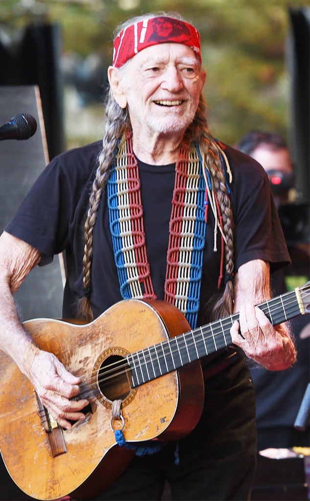"Willie Nelson -  Willie's Reserve sells vape pens, flowers and edibles including chocolate! ""[It's] a trailblazing line of marijuana products that celebrate Willie's love of cannabis and the culture surrounding it,""  the website states."