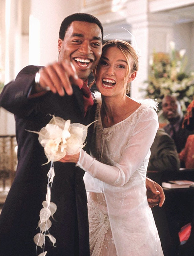 Love Actually from Best Movie Wedding Dresses of All Time | E! News