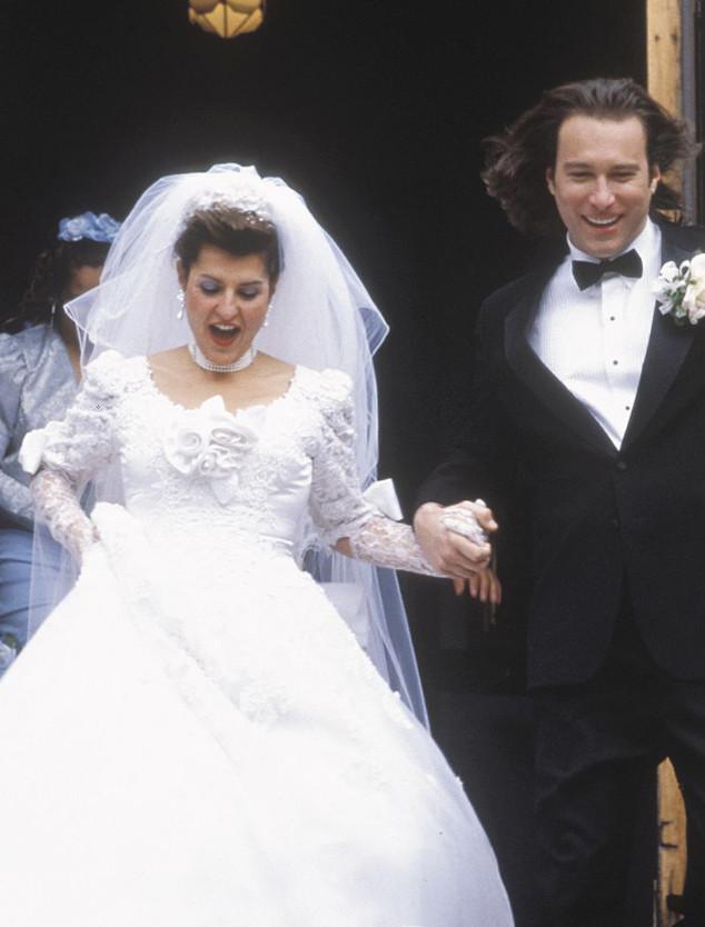 ESC: Movie Wedding Gowns, My Big Fat Greek Wedding