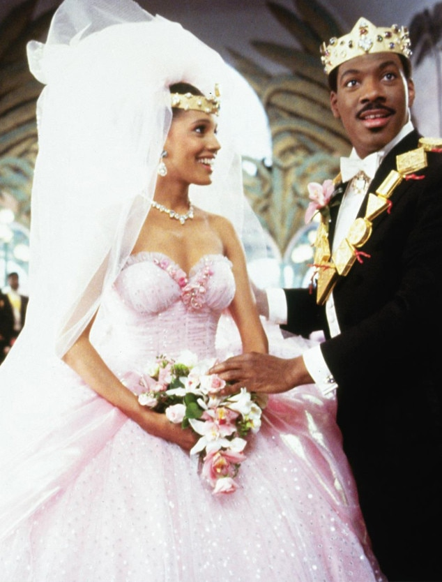 Coming to America from Best Movie Wedding Dresses of All Time | E! News