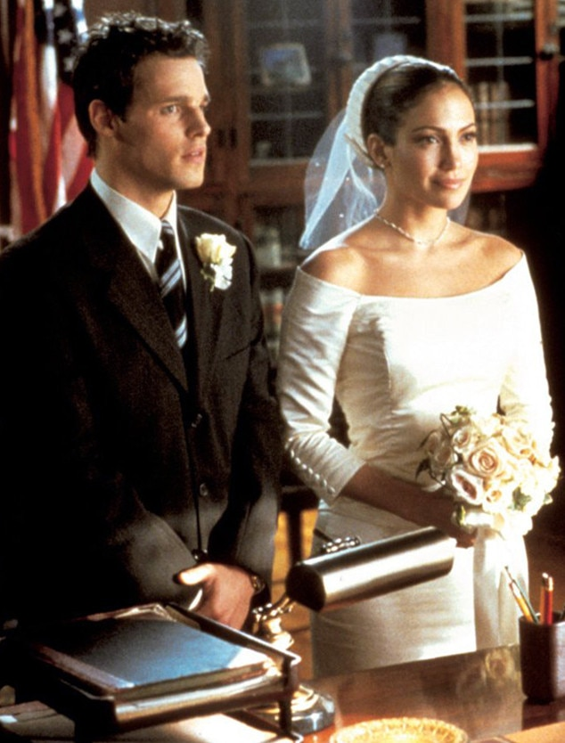 The Wedding Planner from Best Movie Wedding Dresses of All Time | E ...