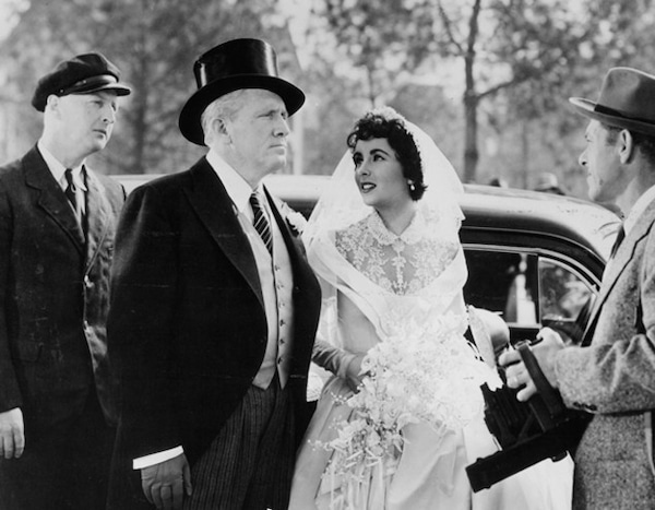 Father of the Bride from Best Movie Wedding Dresses of All Time   E ...