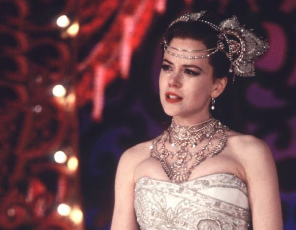 Nicole Kidman Balenciaga Wedding Dresses: Moulin Rouge From Best Movie Wedding Dresses Of All Time