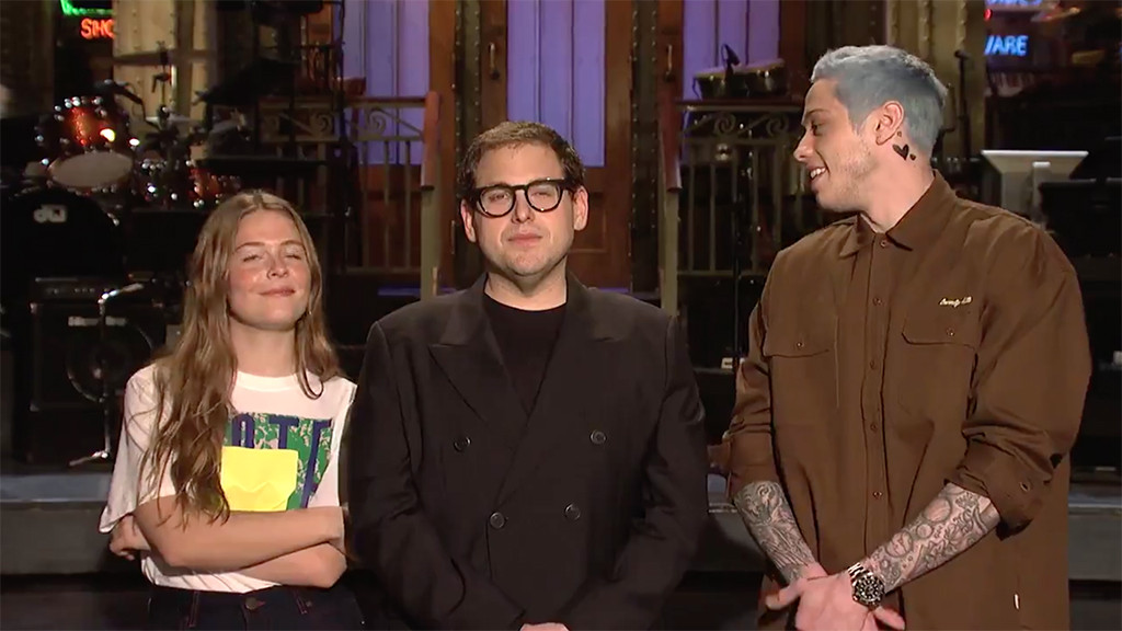 Pete Davidson, Saturday Night Live