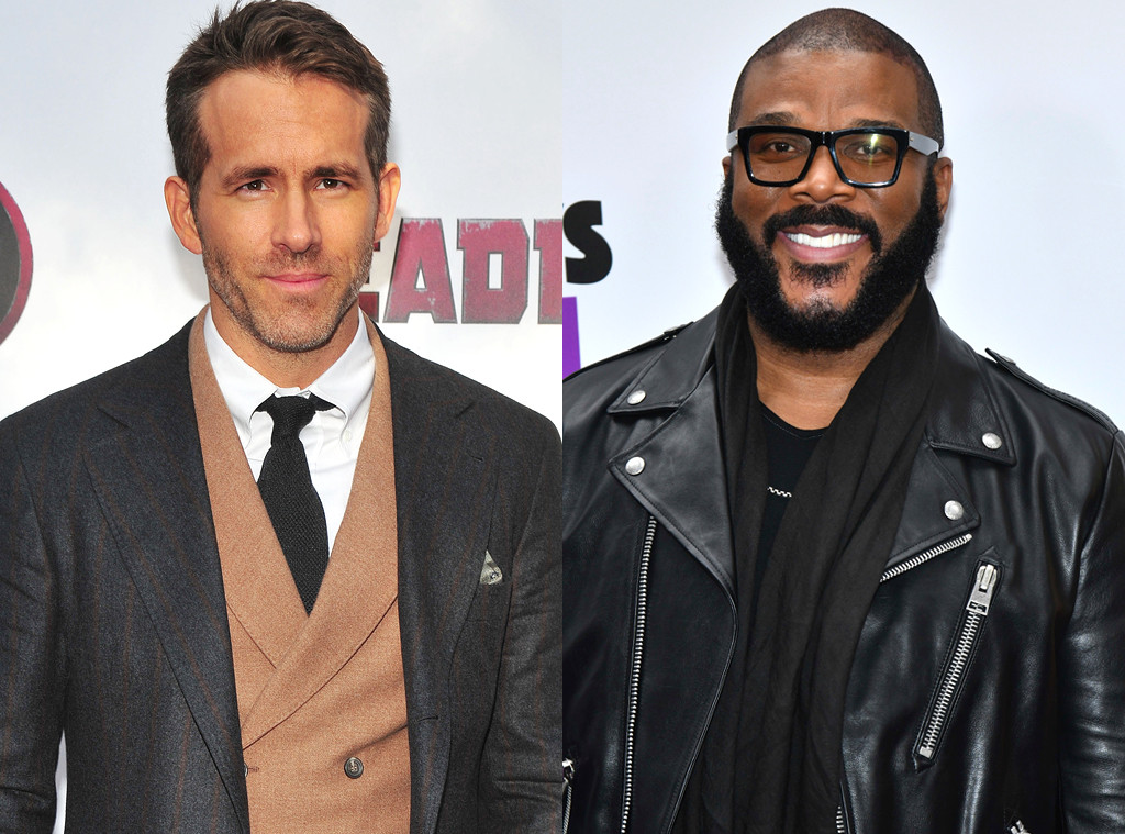 Ryan Reynolds, Tyler Perry