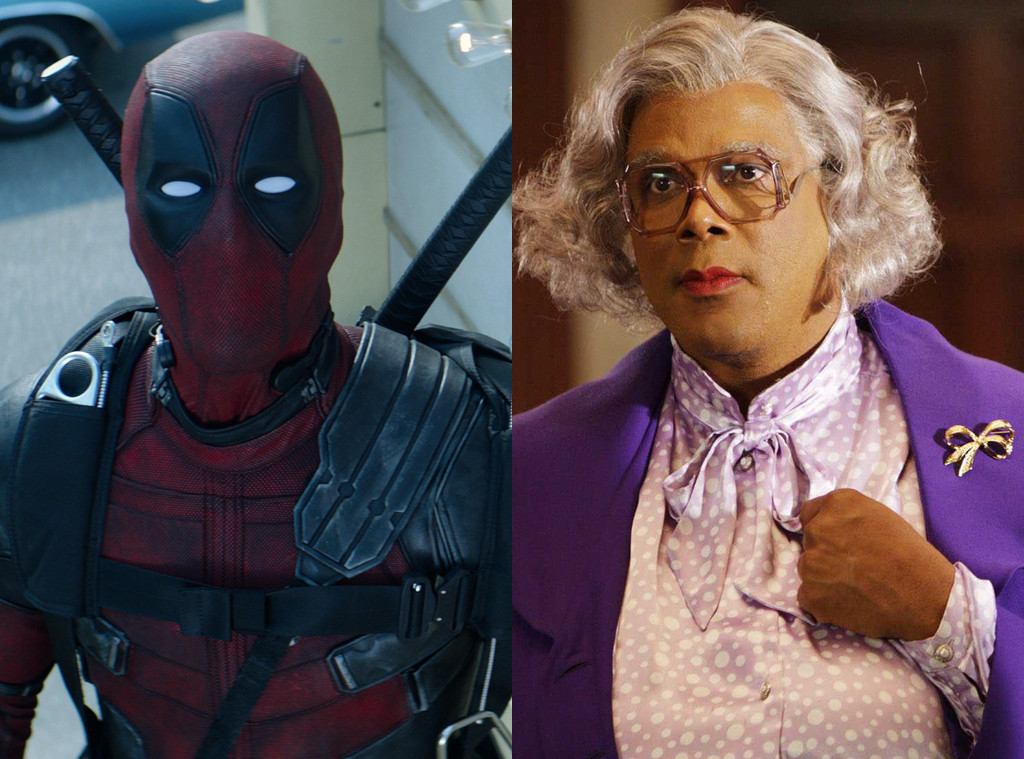Deadpool, Madea
