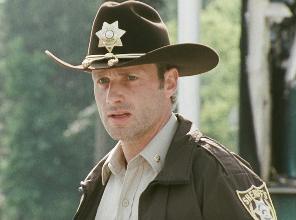 The Walking Dead, Season 1, Andrew Lincoln