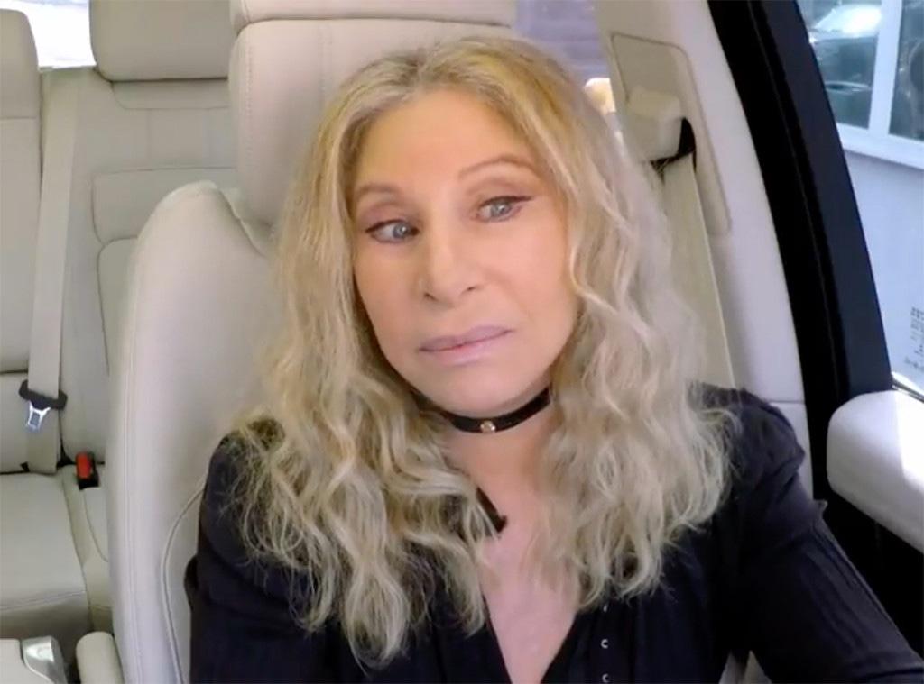 Barbra Streisand, Carpool Karaoke