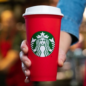 Starbucks, Holiday Cups 2018
