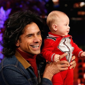 John Stamos, Son, Billy, Jimmy Kimmel