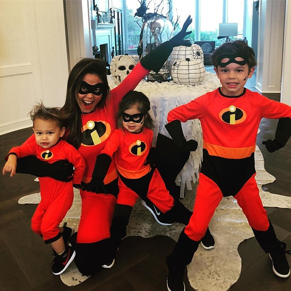 The Incredible Lacheys from Nick and Vanessa Lachey's Cutest Family