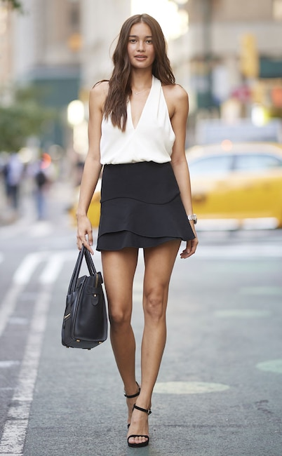 Kelsey Merritt, Victorias Secret model