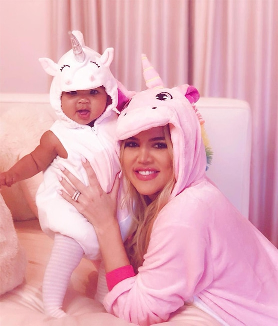 Khloe Kardashian, Daughter, True Thompson, Halloween 2018