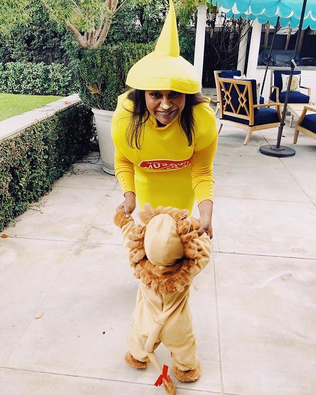 Mindy Kaling, Halloween 2018