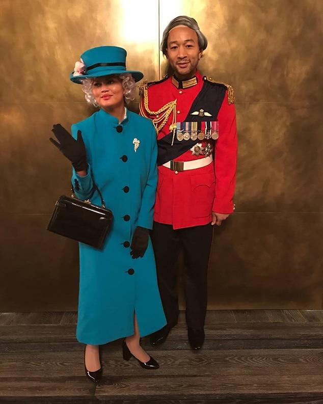 Chrissy Teigen, John Legend, Halloween 2018