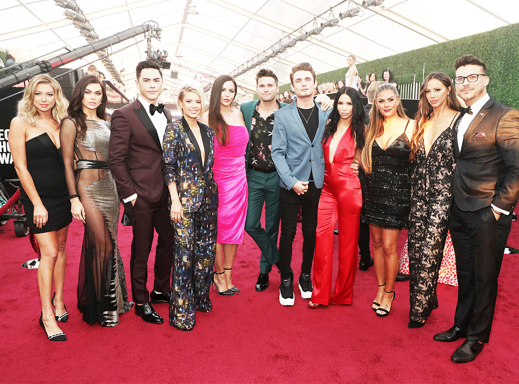 Vanderpump Rules Cast, 2018 Peoples Choice Awards, PCAs