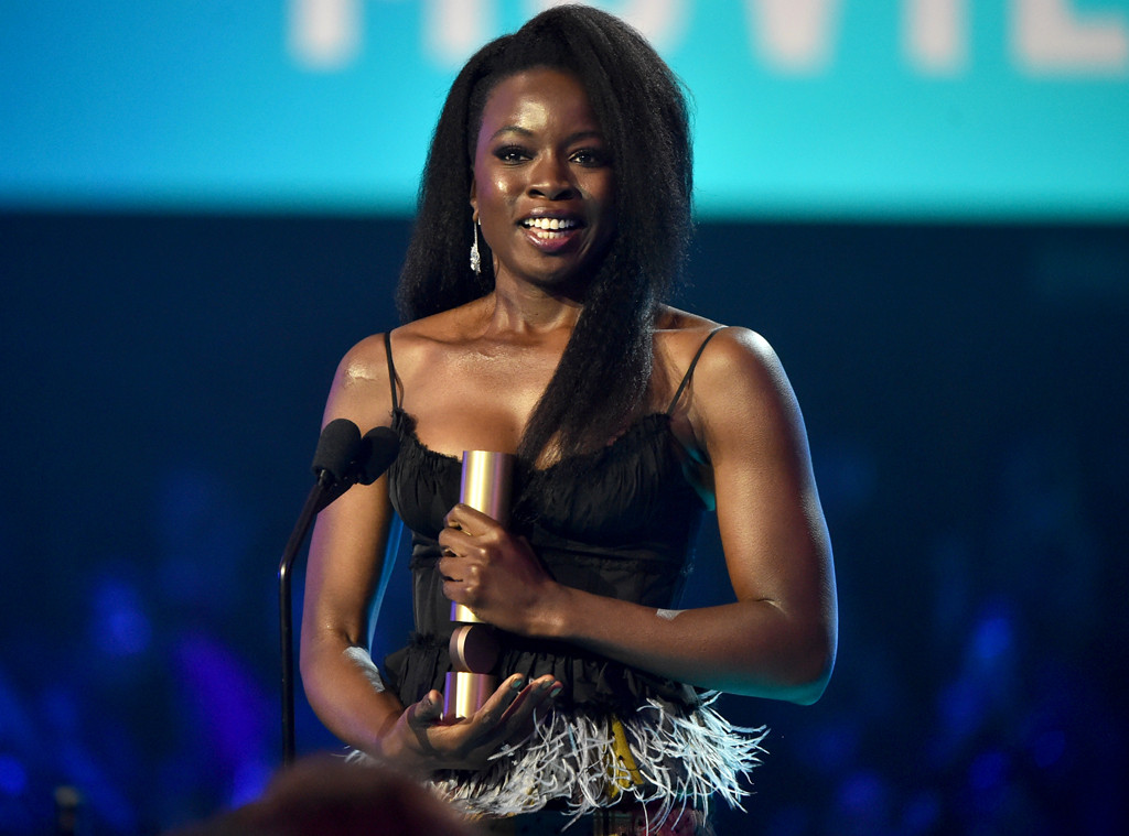 Danai Gurira, 2018 Peoples Choice Awards, Winners