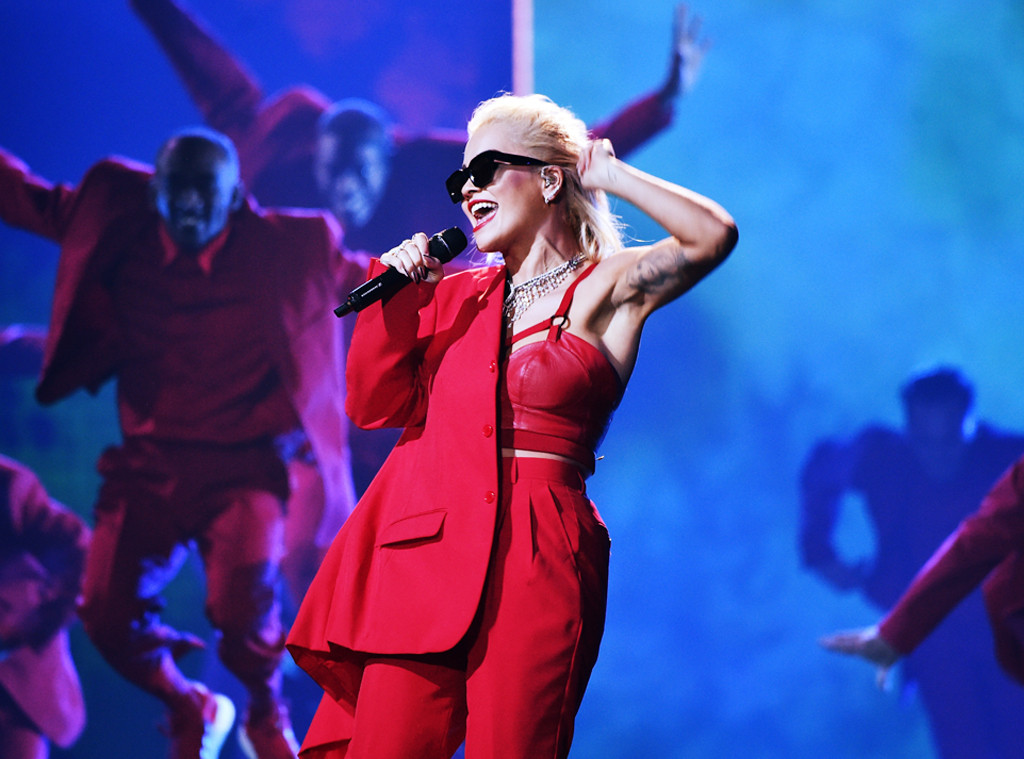 Branded: Rita Ora, 2018 E! People's Choice Awards