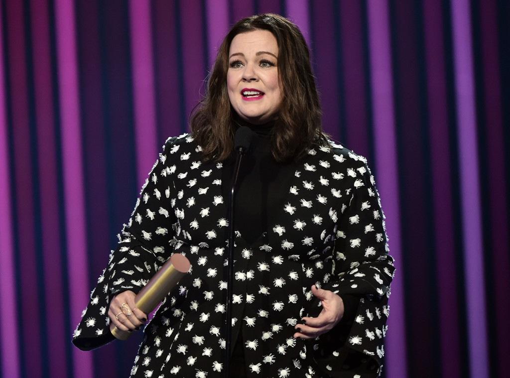 Melissa McCarthy, 2018 Peoples Choice Awards, Winners