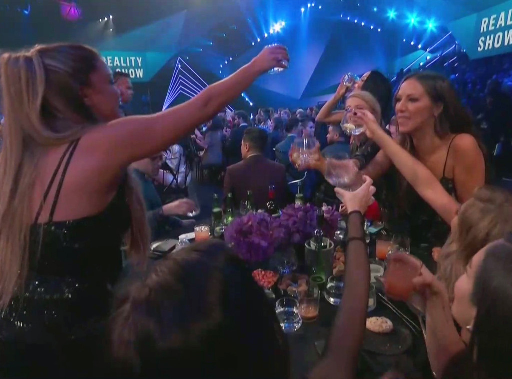 Pump Rules, People's Choice Awards, screengrab