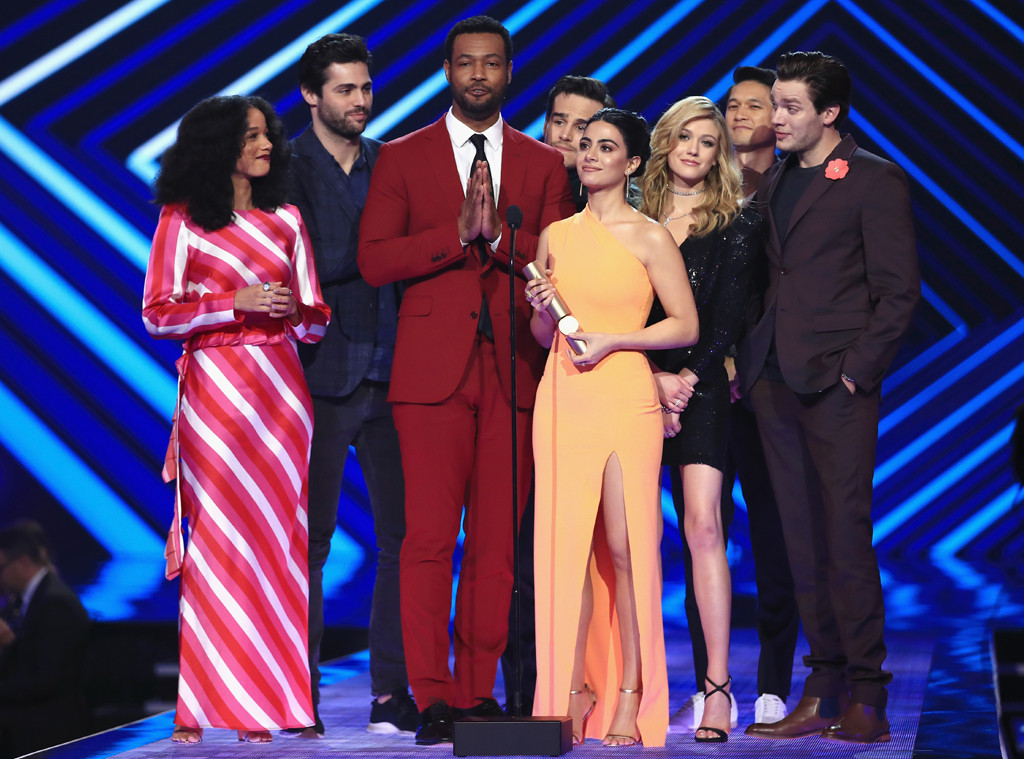 Shadowhunters, 2018 Peoples Choice Awards, Winners