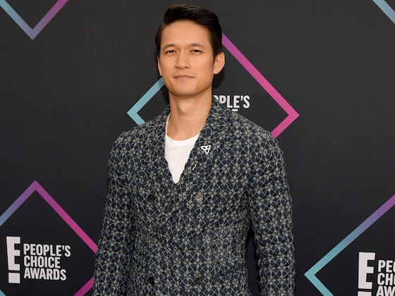 Boy or Girl? Harry Shum Jr. Reveals the Sex of His Baby at the People's Choice Awards