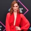 Melanie Scrofano, 2018 Peoples Choice Awards, PCAs, Red Carpet Fashions