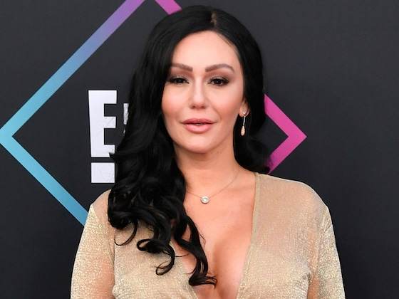 Jenni &quot;JWoww&quot; Farley Shares Epic &quot;Glow Up&quot; Photo in the Ultimate <i>Jersey Shore</i> Throwback