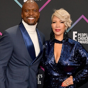 Terry Crews, Rebecca King-Crews, 2018 Peoples Choice Awards, Couples
