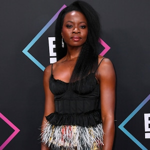 Danai Gurira, 2018 Peoples Choice Awards, PCAs, Red Carpet Fashions