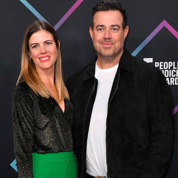 Carson Daly's Wife Siri Is Pregnant With Fourth Child