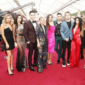 Vanderpump Rules Cast, 2018 Peoples Choice Awards, PCAs