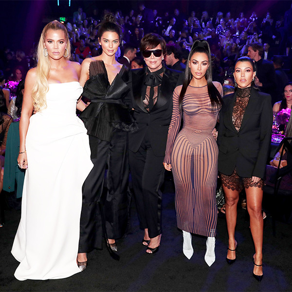 Kim Kardashian's 40th Birthday Shout Outs From Her Family Will Make You Laugh & Cry