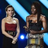 Scarlett Johansson, Pom Klementieff, Danai Gurira, 2018 Peoples Choice Awards, Winners