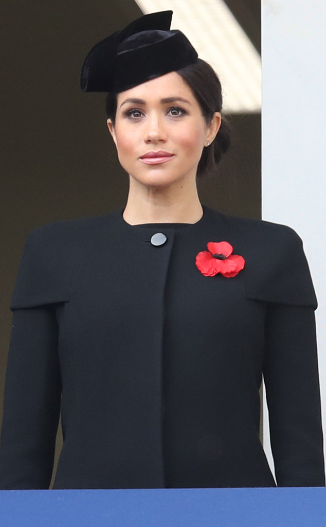 Meghan Markle, Remembrance Day