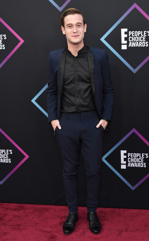 Tyler Henry, 2018 Peoples Choice Awards, PCAs, Red Carpet Fashions