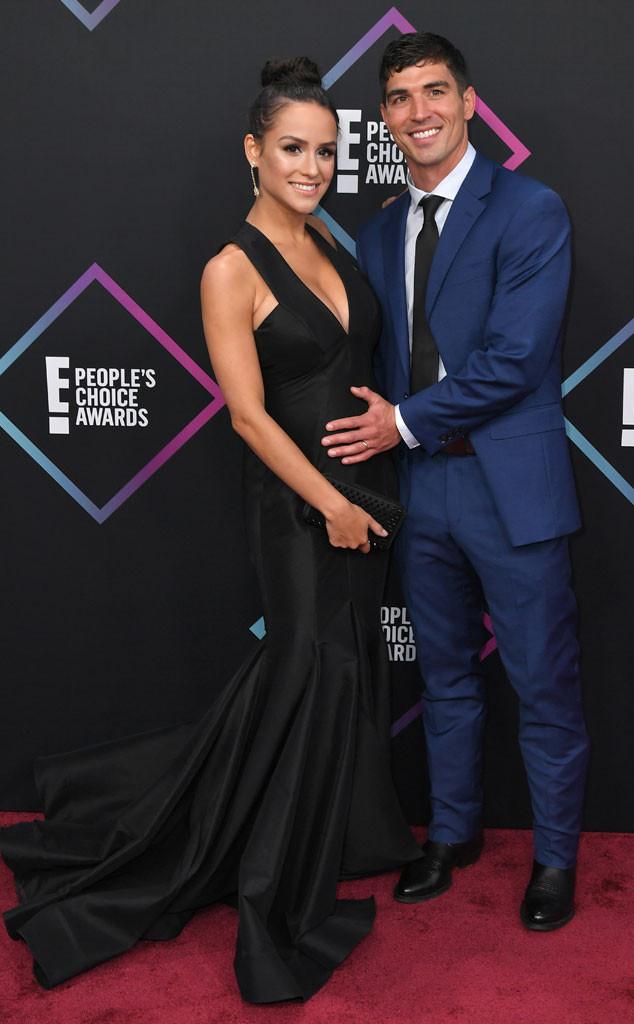 Jessica Graf, Cody Nickson, 2018 Peoples Choice Awards, Couples