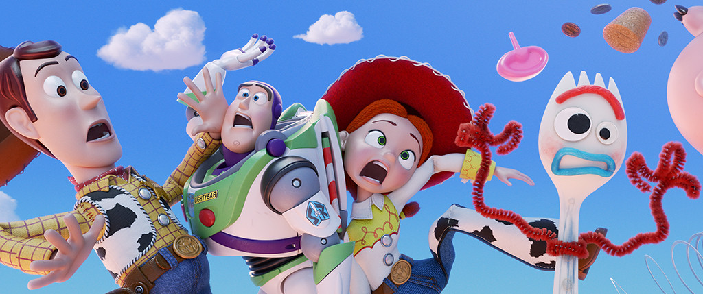 The Toy Story 4 Trailer Introduces Forky—Who Is Not a Toy