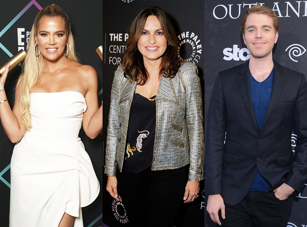 The Celebrations Aren't Over! See Reactions From Mariska Hargitay, Shane Dawson & More PCAs Winners