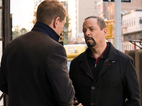 After Nearly 20 Years, <I>Law & Order: SVU</i> Goes Inside Ice-T's Apartment</I>