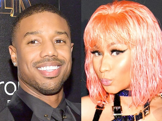 Nicki Minaj explique son message osé à Michael B. Jordan lors des People's Choice Awards 2018