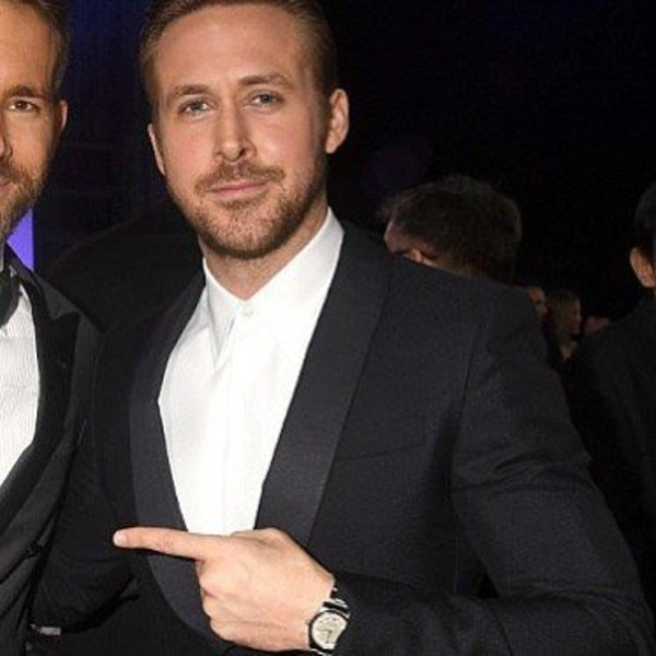 """Blake Lively -  Using the endless  Ryan Reynolds  vs. Ryan Gosling rivalry to her full advantage, Lively delivered the ultimate social media burn to her husband on his birthday. Using a photo of Gosling with Reynolds cropped just out of frame, she wrote """"Happy birthday, baby.""""  Iconic."""