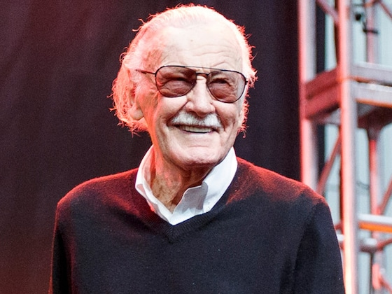 Stan Lee Laid to Rest in Private Funeral Four Days After His Death