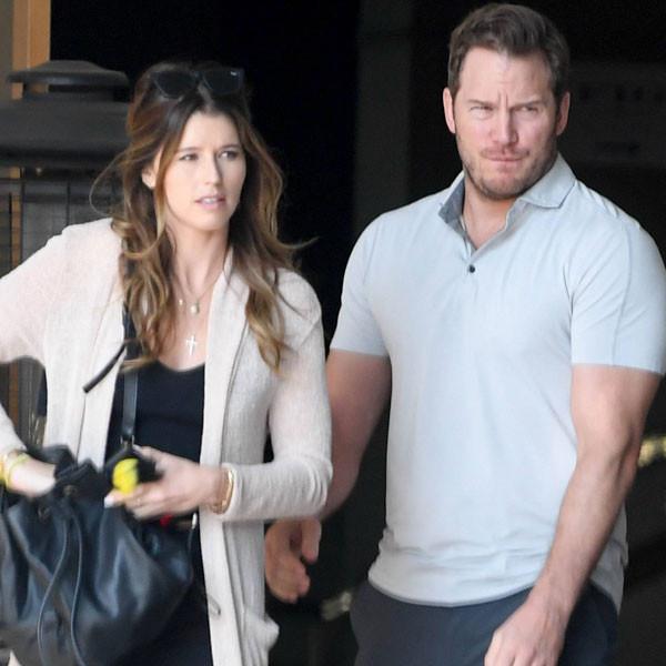 Chris pratt dating arnolds daughter