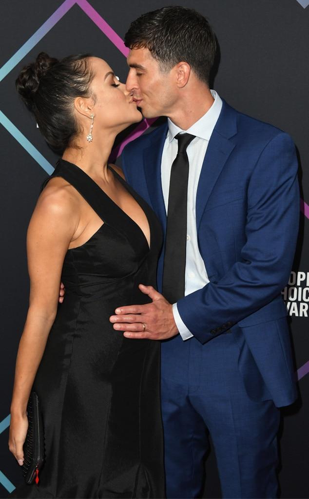 Jessica Graf, Cody Nickson, 2018 Peoples Choice Awards, PCAs, Candids