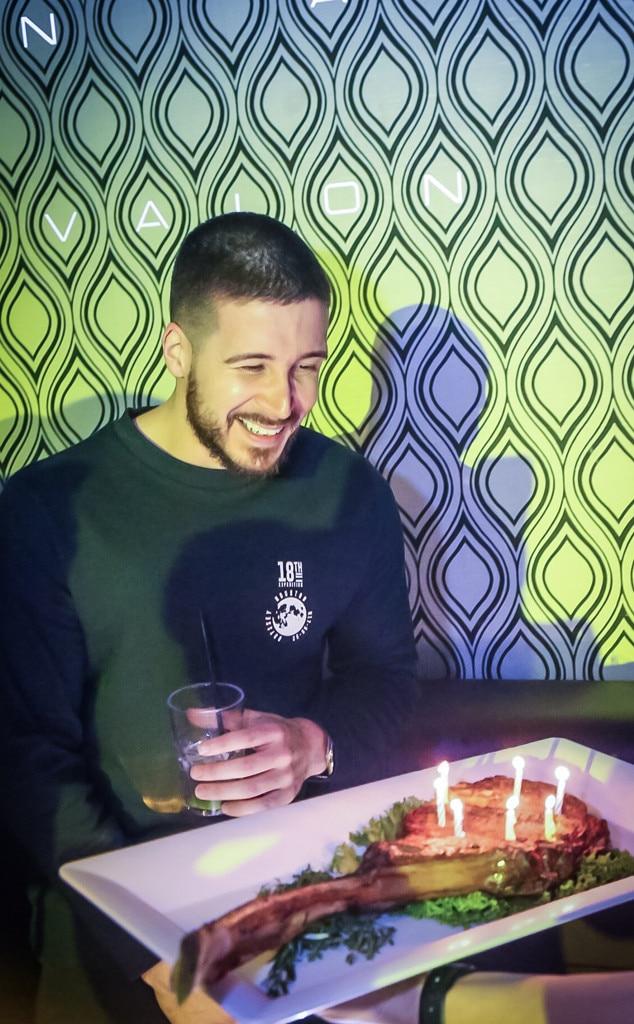 Vinny Guadagnino, Birthday