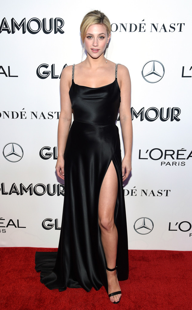 Lili Reinhart, Glamour Women Of The Year Awards
